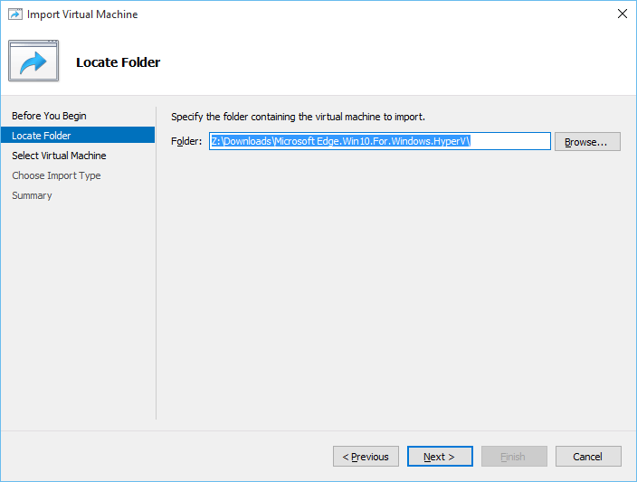Download and Set Up Windows 10 Virtual Machine with Hyper-V