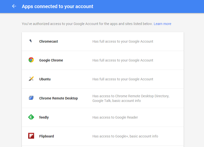 How To Find Out Which Apps are Connected to Your Google