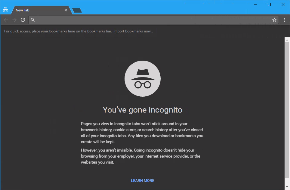 Chrome 76 blocks sites from detecting Incognito Mode