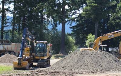 Dunsmuir Avenue Upgrades