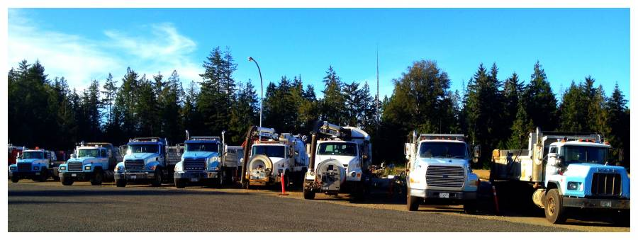 Our Fleet of Trucks
