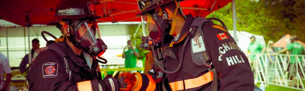 Edgett Excavating sponsors Firefit Challenge