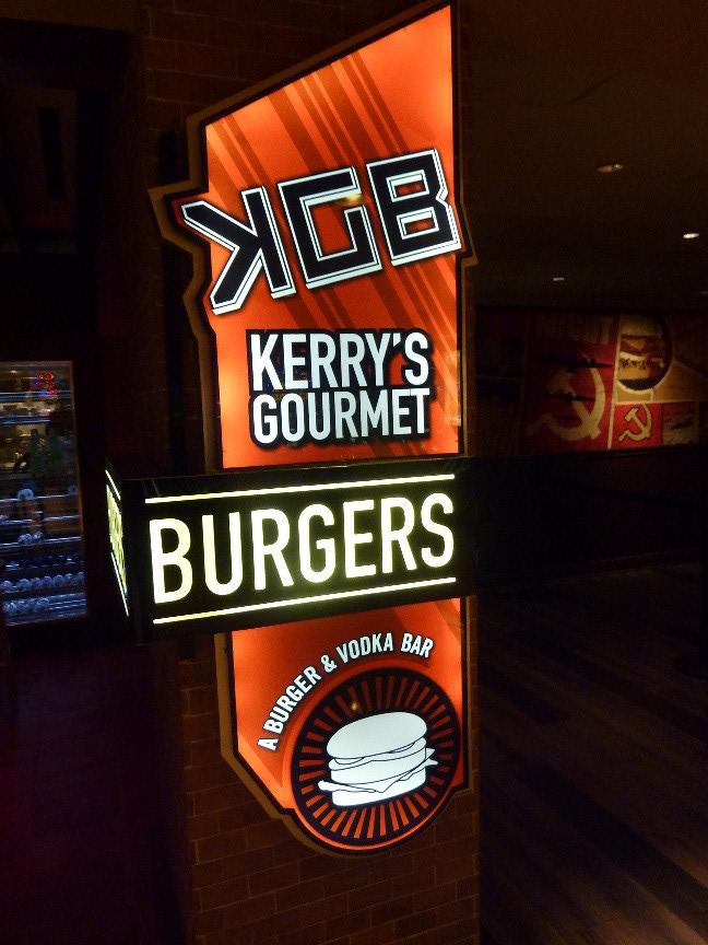 KGB Burger