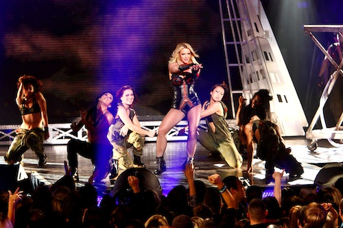 Britney Spears Til The World Ends Las Vegas