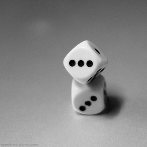 Hard Six Dice