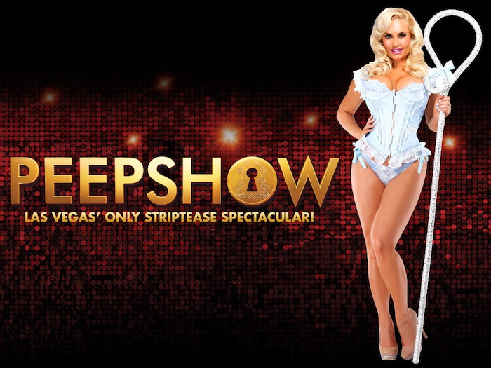 Coco Austin - Peepshow At Planet Hollywood Las Vegas