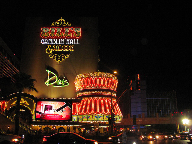 Bill's Gambling Hall & Saloon Las Vegas