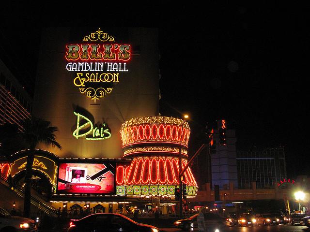 Bill's Gambling Hall & Saloon Las Vegas