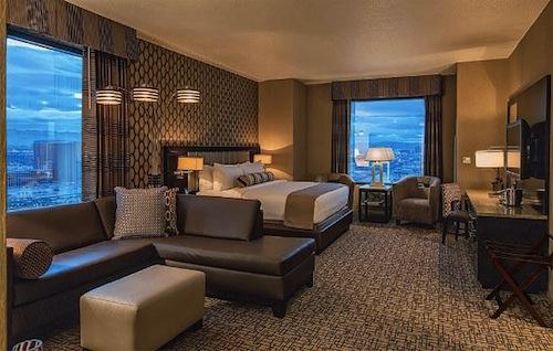 Golden Nugget Hotel Room
