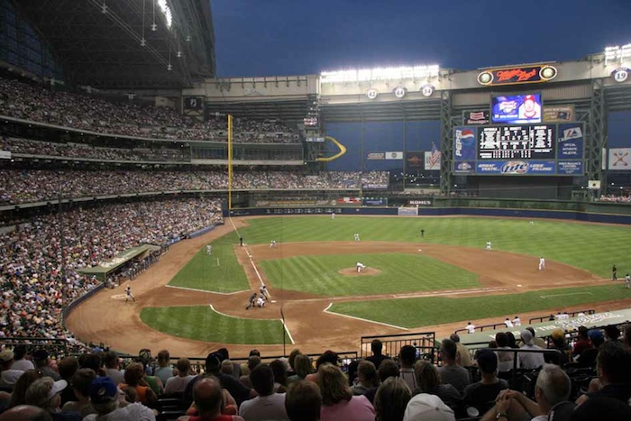 Milwaukee Brewers Miller Park