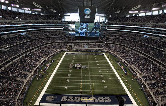 Cowboys Stadium Arlington, TX