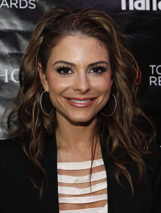 Maria Menounos Total Rewards