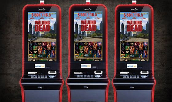 Walking Dead Slot Machines