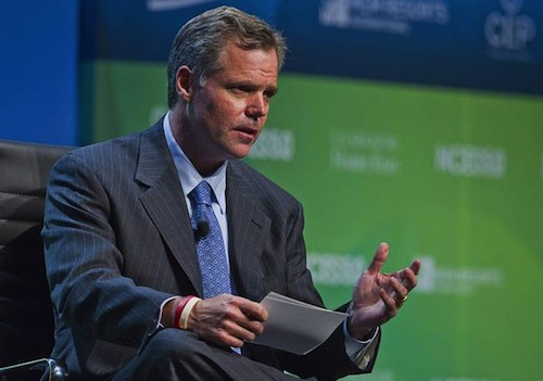 Jim Murren, CEO MGM Resorts