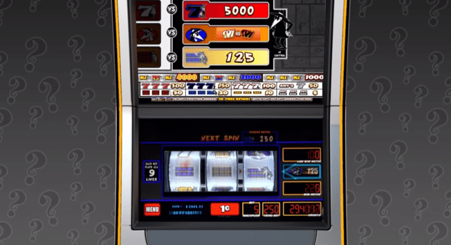 Spy Vs. Spy Slot Machine From WMS Gaming