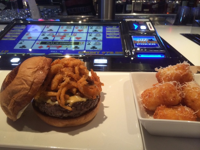 Lunch At Umami Burger At SLS Las Vegas