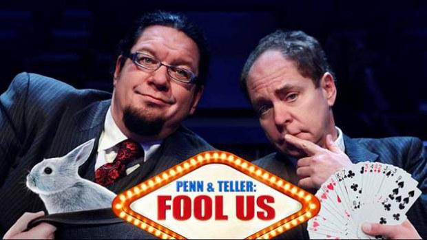 Penn & Teller's Fool Us