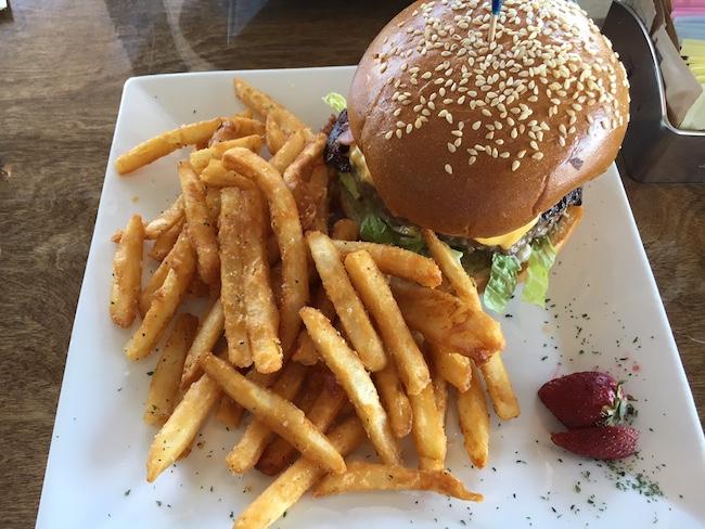 Dirty Fork Burger