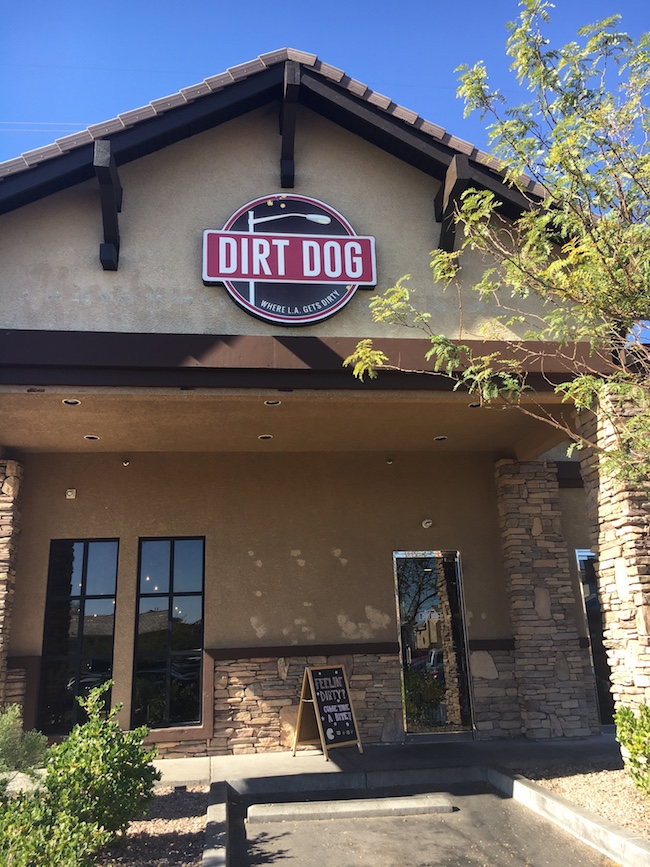 Dirt Dog Las Vegas