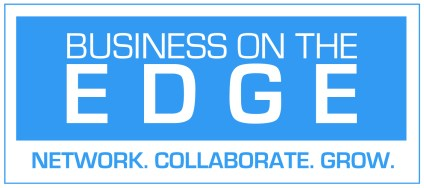 Business on the Edge LOGO_slogan