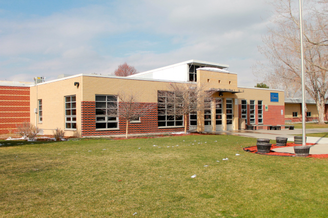 A current view of Lumberg Elementary