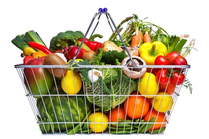 bigstock-Shopping-Basket-Fruit-And-Vege-13789097