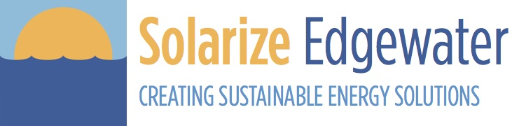 Solarize Edgewater Logo with Mission