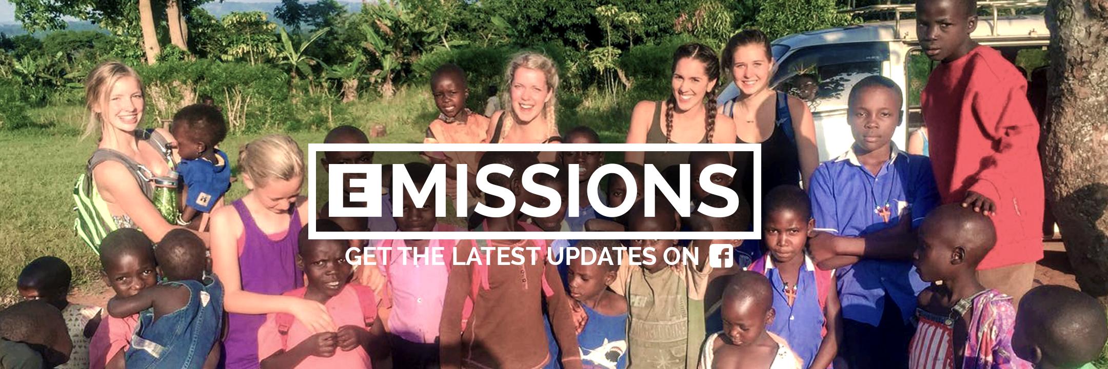 Edgewater Christian Fellowship, Folkestads in Uganda, MIssions, ECF Missions