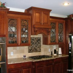 Glass For Kitchen Cabinets Ninja Mega System How Front Can Enhance Your