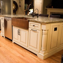How Much Is A Kitchen Island Vintage Sink Room For Edgewood Cabinetry