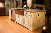 How Much Room For a Kitchen Island | Edgewood Cabinetry