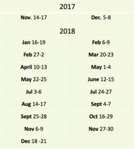 EHN Canada Family Addiction Treatment Services 2017-2018