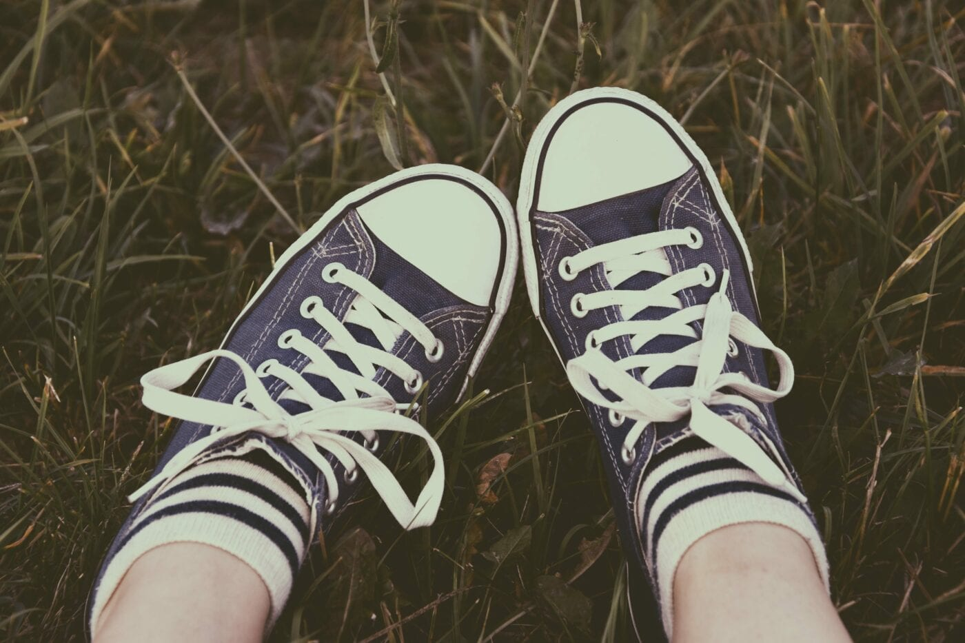 From an Addict's Perspective: Addicts Keep Their Feet on the Ground By Using Old Slogan - Edgewood Health Network