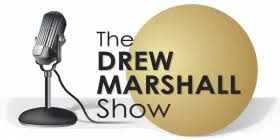 the drew marshall show logo
