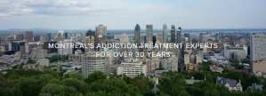 Nouveau Depart Montreal - Experts in Addiction treatment for over 30 years