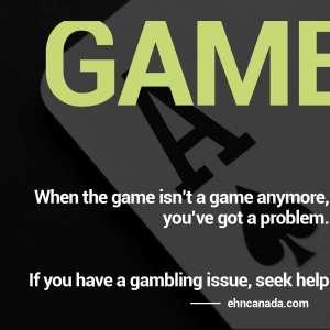 Gambling Addiction? Problem Gambling Treatment Program EHN Canada