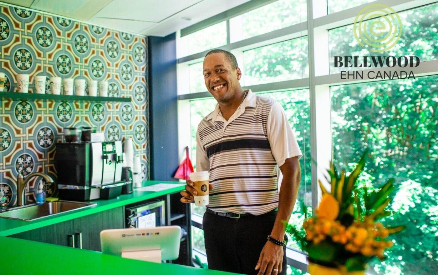 Tristan Johnson Alumni Coordinator Bellwood Health Services Drug Rehab