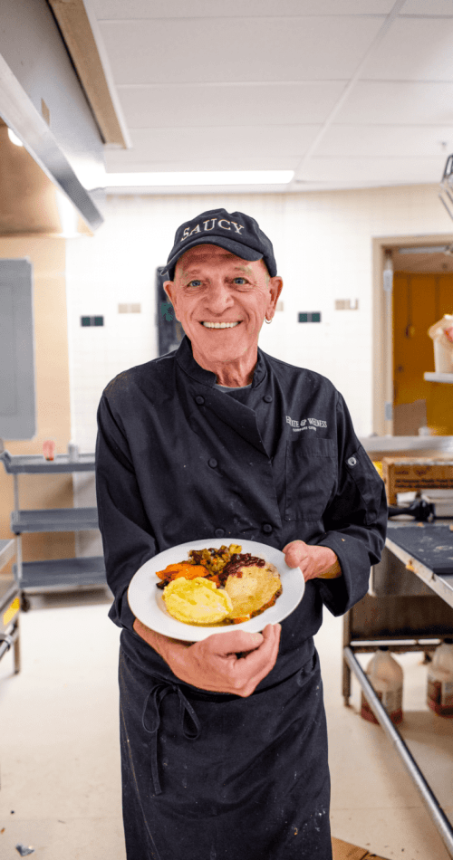 Greg Couillard Bellwood Health Services Chef
