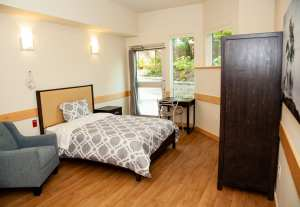 Whiterock EHN Canada Addiction Rehab Private Bedroom