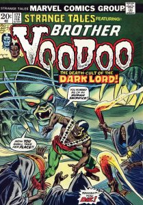 Brother Voodoo vs. the Terminator! Who Wins?