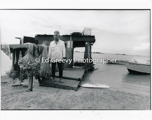 George Hoʻaiʻai, Sand Island 4090-4-13 11-10-1979