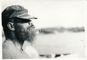 SAnd Island fisherman 4097-1-33 1-27-80