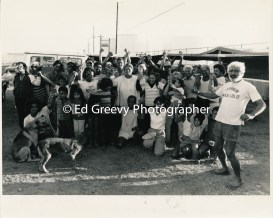Sand Island Residents without any place to go after eviction 5000-2-15 2-24-1980