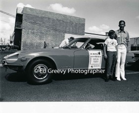 Big Brothers road rally. 1 2554 1972