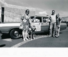 Start of Big brother road rally. 2554 1972