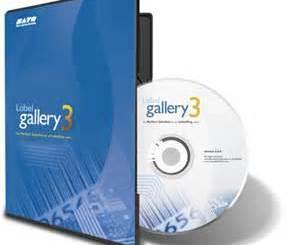 Programma Label Gallery Free per stampanti Sato