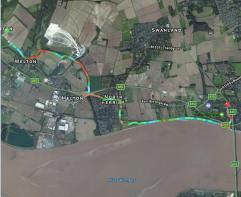 Stage 1 - Hessle to Welton