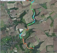 Stage 3 - Brantingham to High Hunsley