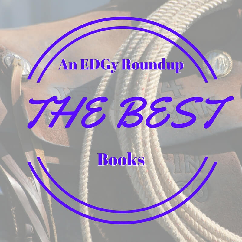 The EDGy 2015 Top 10 Books Lists