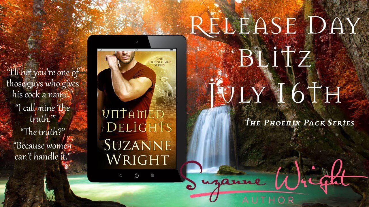 Untamed Delights by Suzanne Wright
